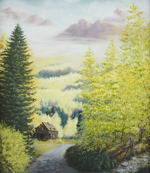 Yellow Tree Cabin